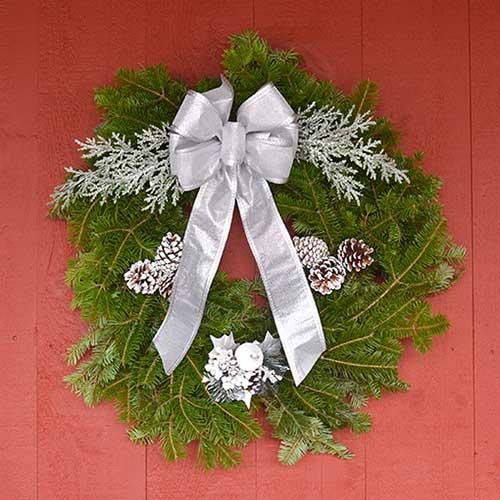 2020 White Water Wreath